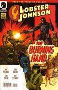 Lobster Johnson The Burning Hand (2011) 5