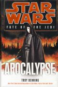 Star Wars Fate of the Jedi Apocalypse HC (2012 Del Rey Novel) 1A-1ST