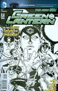Green Lantern (2011 4th Series) 7C