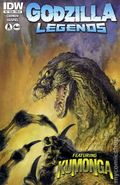 Godzilla Legends (2011 IDW) 5B