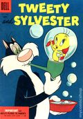 Tweety and Sylvester (1954 Dell) 10