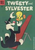 Tweety and Sylvester (1954 Dell) 15