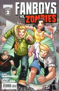 Fanboys vs. Zombies (2012 Boom) 2A