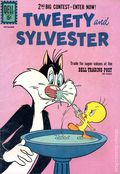 Tweety and Sylvester (1954 Dell) 34