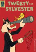 Tweety and Sylvester (1954-1962 Dell) 36