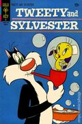Tweety and Sylvester (1963 Gold Key) 19
