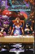 Grimm Fairy Tales Alice in Wonderland (2012 Zenescope) 6A