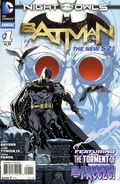 Batman (2011 2nd Series) Annual 1