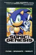 Sonic Genesis HC (2012 Archie) 1-1ST