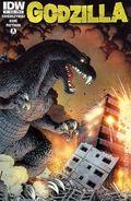Godzilla (2012 IDW) 1A
