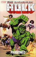 Incredible Hulk Pardoned TPB (2012 Marvel) 1-1ST