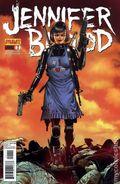 Jennifer Blood (2012 Dynamite) Annual 1