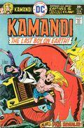 Kamandi (1972) Mark Jewelers 38MJ