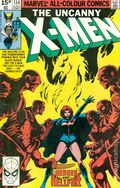 Uncanny X-Men (1963 1st Series) UK Edition 134UK