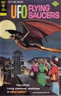 UFO Flying Saucers (1968 Gold Key) 10