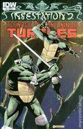 Infestation 2 Teenage Mutant Ninja Turtles (2012 IDW) 2B