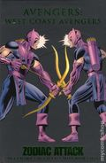 Avengers West Coast Avengers Zodiac Attack HC (2012) 1-1ST