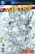 Justice League (2011) 7C