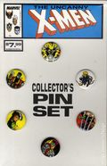 Uncanny X-Men Collector's Pin Set (1989) SET-01