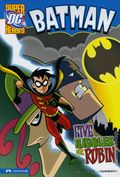 DC Super Heroes Batman: Five Riddles For Robin SC (2009 Stone Arch Books) 1st Edition 1-1ST