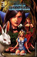 Grimm Fairy Tales Alice in Wonderland (2012 Zenescope) 3B