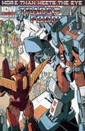 Transformers More than Meets the Eye (2012 IDW) 2D