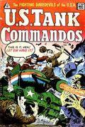 US Tank Commandos (1963 I.W. Reprint) 8