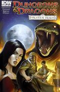 Dungeons and Dragons Forgotten Realms (2012 IDW) 2A