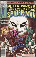 Spectacular Spider-Man (1976 1st Series) Mark Jewelers 19MJ