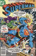 Superman (1939 1st Series) Mark Jewelers 315MJ