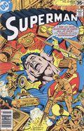 Superman (1939 1st Series) Mark Jewelers 321MJ