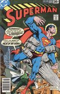 Superman (1939 1st Series) Mark Jewelers 325MJ