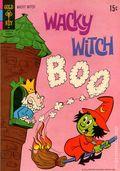 Wacky Witch (1971 Gold Key) 4