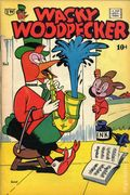 Wacky Woodpecker (1958 I.W. Reprint) 1