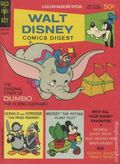 Walt Disney Comics Digest (1968 Gold Key) 8