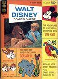 Walt Disney Comics Digest (1968 Gold Key) 23