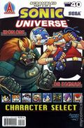 Sonic Universe (2009) 40