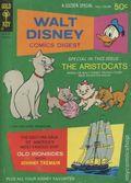 Walt Disney Comics Digest (1968 Gold Key) 27