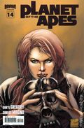 Planet of the Apes (2011 Boom Studios) 14A