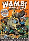 Wambi, Jungle Boy (1942 Fiction House) 2