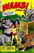 Wambi, Jungle Boy (1942 Fiction House) 5