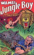Wambi, Jungle Boy (1942 Fiction House) 10