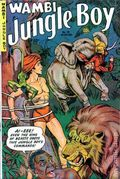 Wambi, Jungle Boy (1942 Fiction House) 14