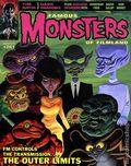 Famous Monsters of Filmland (1958) Magazine 261B