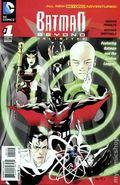 Batman Beyond Unlimited (2011) 1B