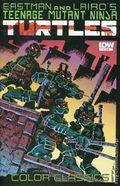 Teenage Mutant Ninja Turtles Color Classics (2012 IDW) 1