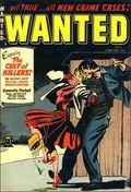 Wanted Comics (1947) 52