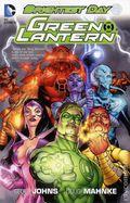 Green Lantern Brightest Day TPB (2012 DC) 1-1ST