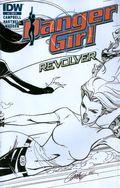 Danger Girl Revolver (2012) 3RI