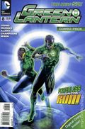 Green Lantern (2011 4th Series) 8COMBO